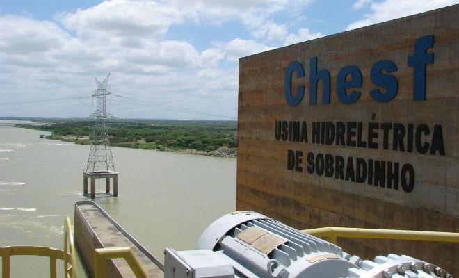Hidrelétrica de Sobradinho