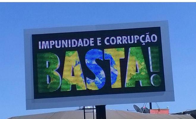 impunidade e corrupcao basta