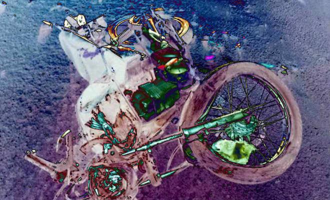 acidente moto serra talhada pe-365 pe-390