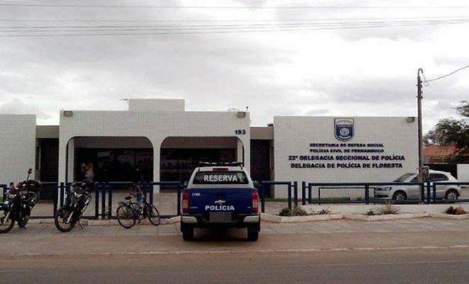 delegacia de policia de floresta pernambuco