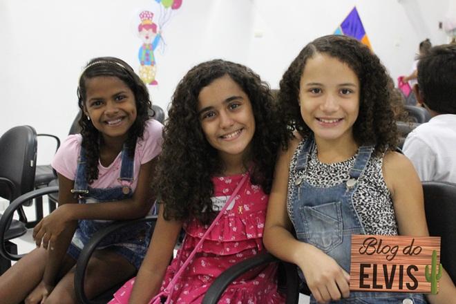 Escola Bíblica de Férias - PIB Floresta 2015