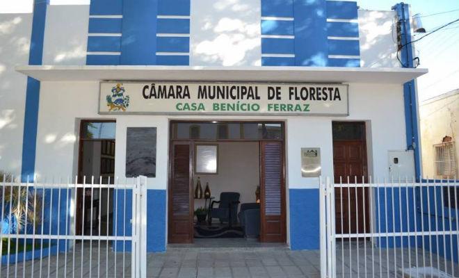 camara municipal de floresta pe pernambuco