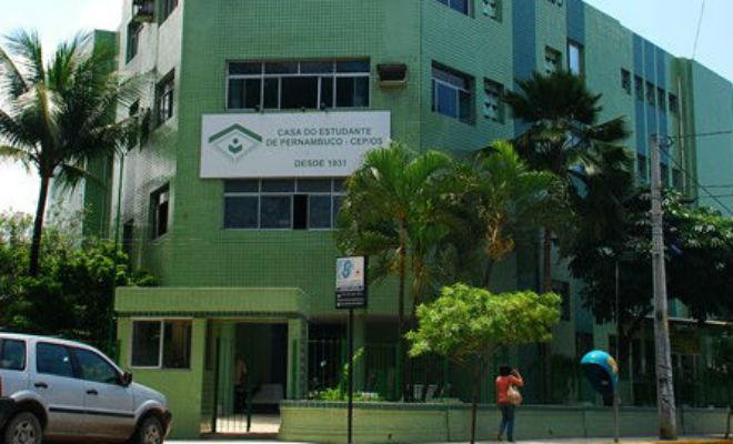 casa do estudante de pernambuco