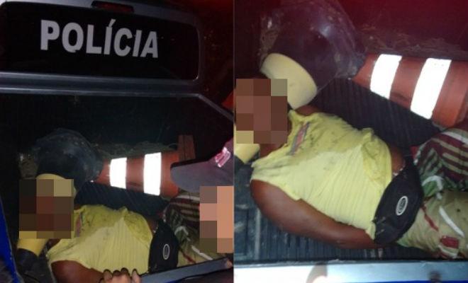 homem preso por tentar estuprar mulher em cabrobo pe