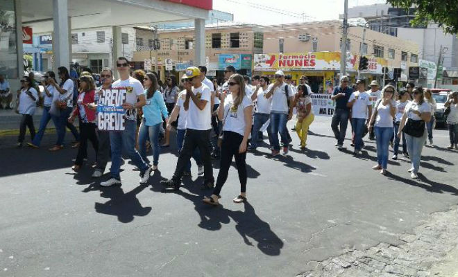 inss if sertao pernambuco greve protesto petrolina pernambuco