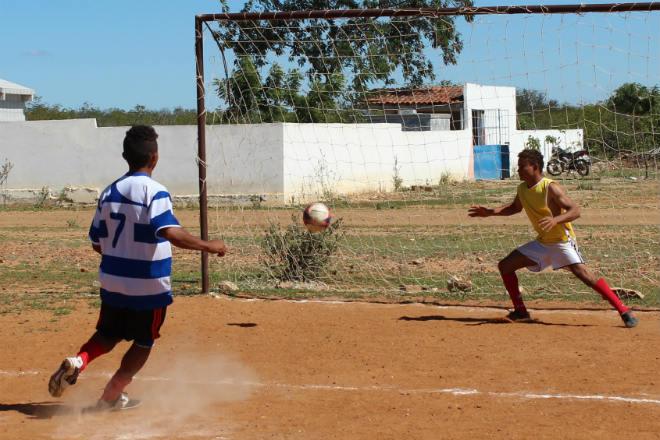 torneio de futebol em nazare do pico em floresta pernambuco