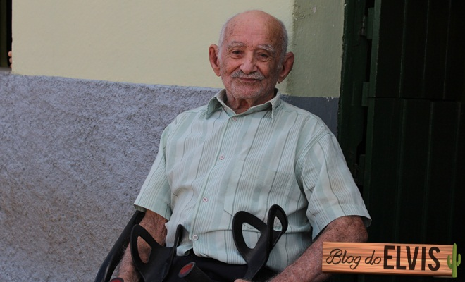 ex-combatente da segunda guerra mundial continua vivo no sertão de pernambuco