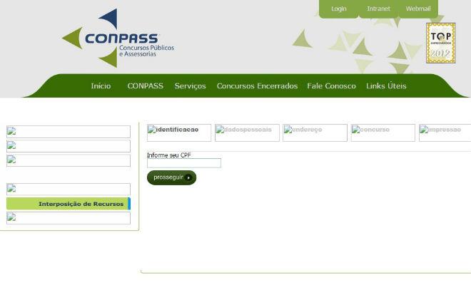 conpass concurso publico em floresta-pe blog do elvis