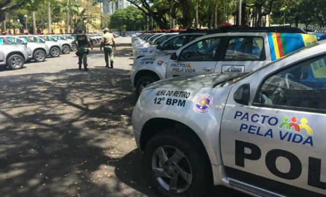 policia militar pernambuco viaturas