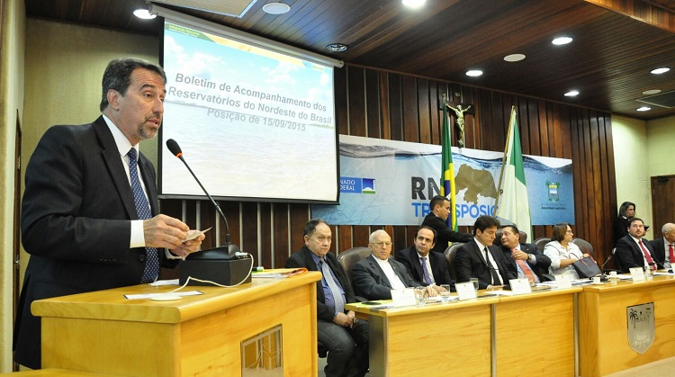 Gilberto Occhi ministro da integracao nacional