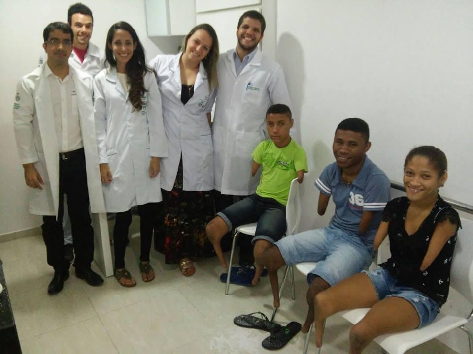 carnaubeirenses ganham proteses deficientes 2