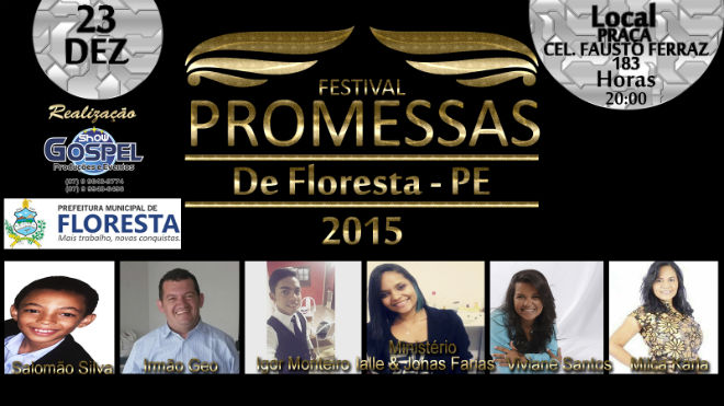 festival de promessas em floresta-pe 2