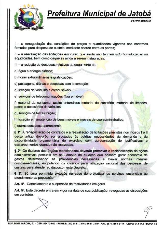prefeitura de jatoba-pe decreto emergencia crise economica (2)