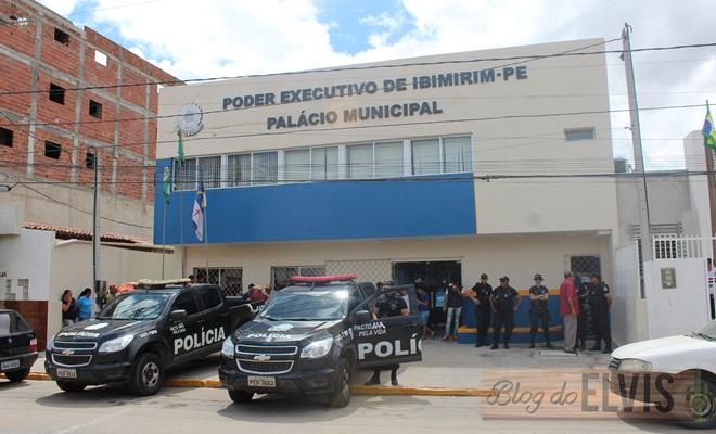 prefeitura municipal de ibimirim pernambuco