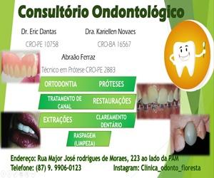 Consultório Odontológico em Floresta-PE