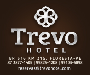 Trevo Hotel em Floresta-PE